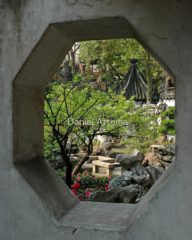 Yu Gardens, China by Daniel Attema