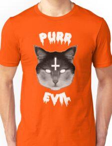 Purr Evil Unisex T-Shirt