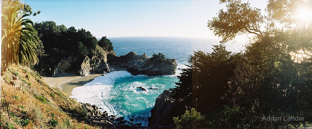 Big Sur / California by Adrian Lander