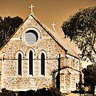 Kellerberrin Anglican Church by Craig Shillington
