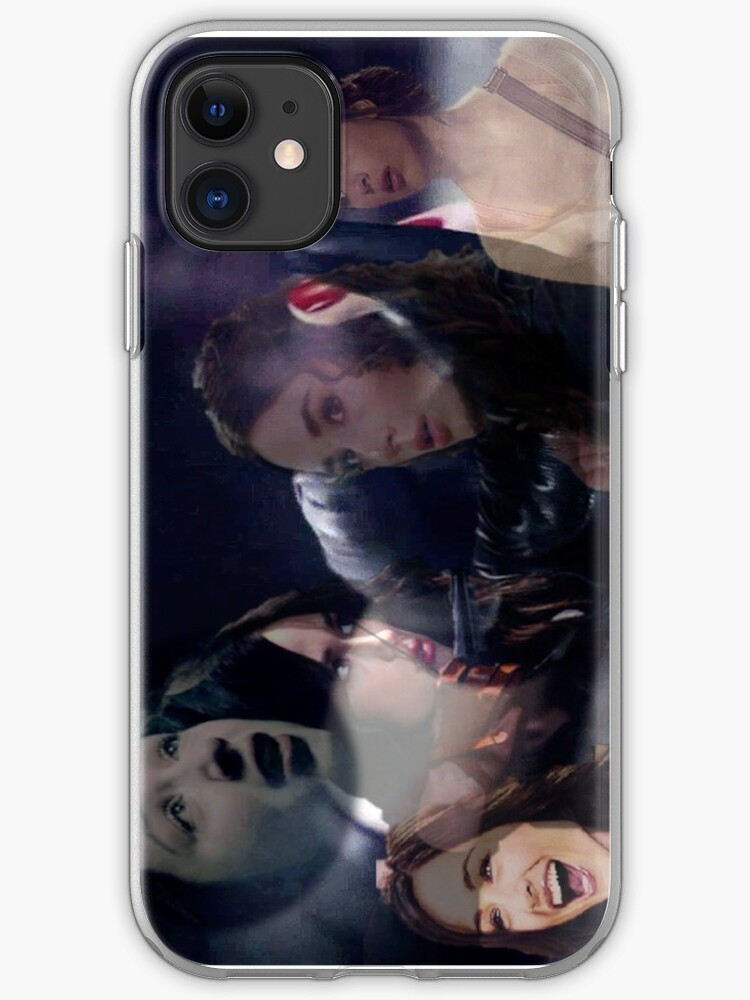 in her reflection iPhone 11 case