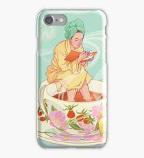 Cure for the common cold iPhone Case/Skin