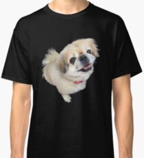 Lucy fur Real - adorable pekingese dog Classic T-Shirt