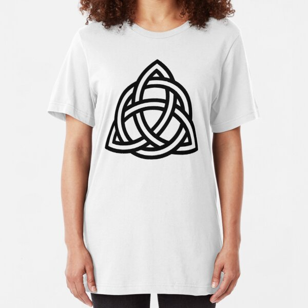 Celtic knot Slim Fit T-Shirt