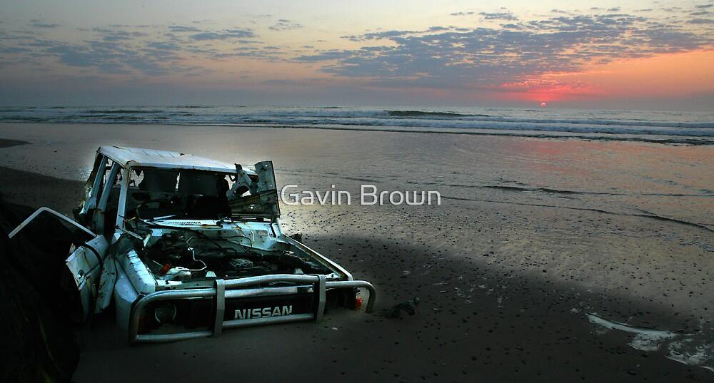 seascape by Gavin Brown