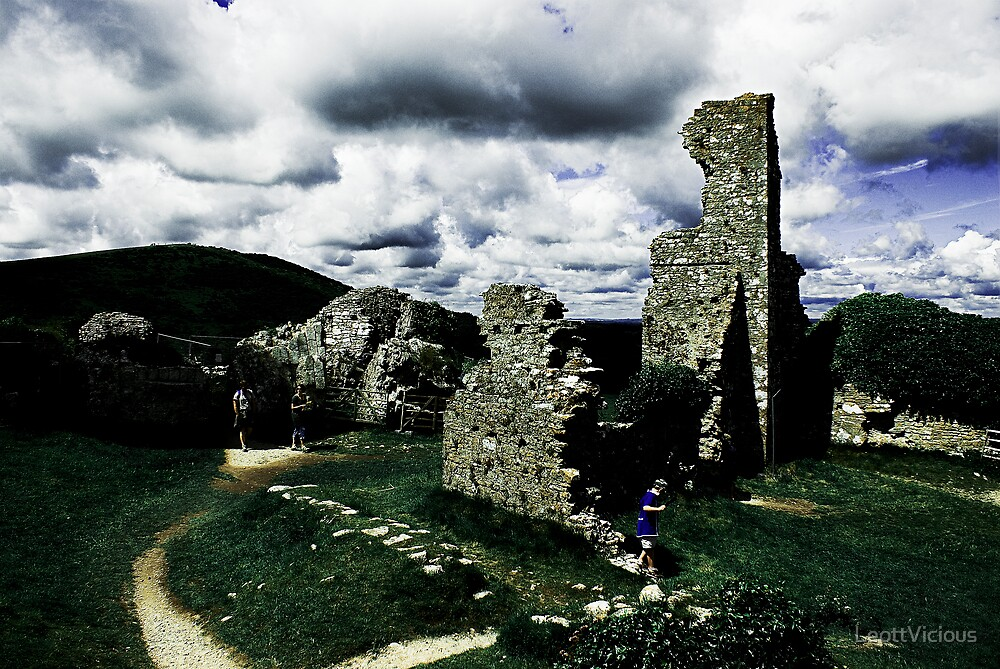 Corfe Chaos by LeottVicious