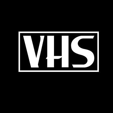 VHS blanco y negro de michaelwpg
