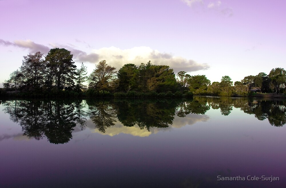 Tooradin Reflections by Samantha Cole-Surjan