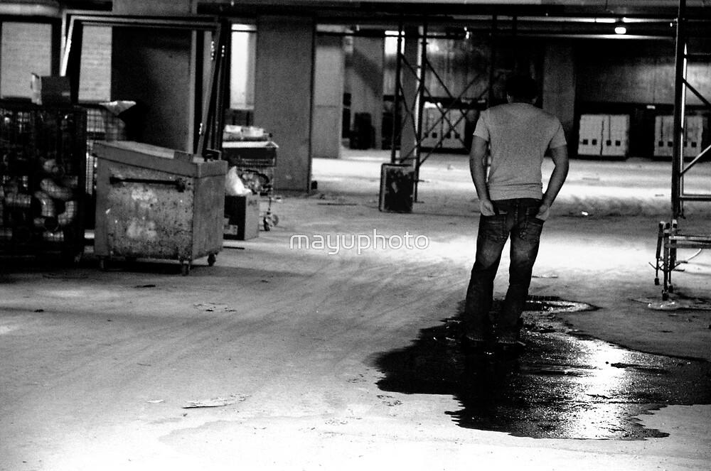 Loneliness  by mayuphoto