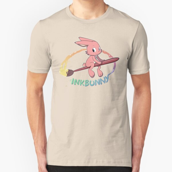 Inkbunny by BA Slim Fit T-Shirt
