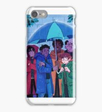 rain iPhone Case/Skin