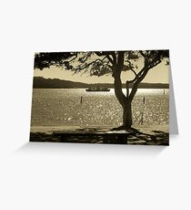 Vaucluse Greeting Card