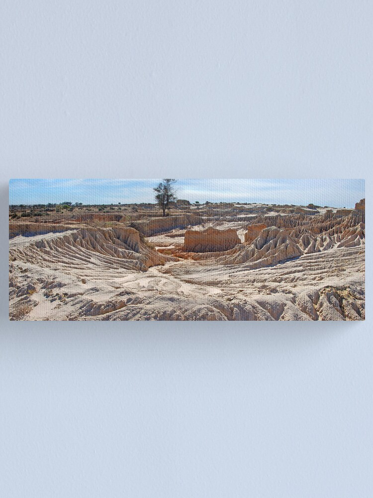 Alternate view of Erosion Canvas Print