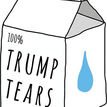 Trump Tears by whitneykayc