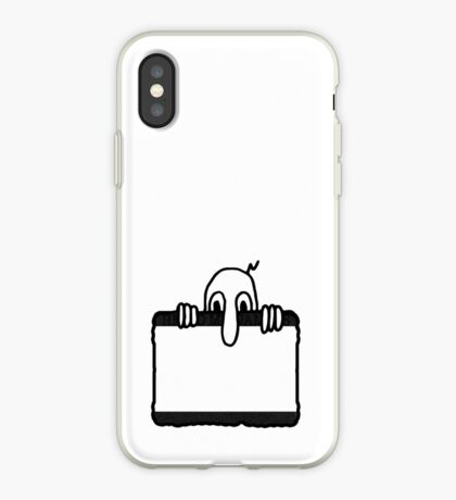 Kilroy Was Here iPhone Case
