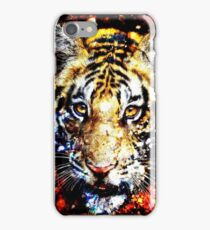 The tiger volcano iPhone Case/Skin