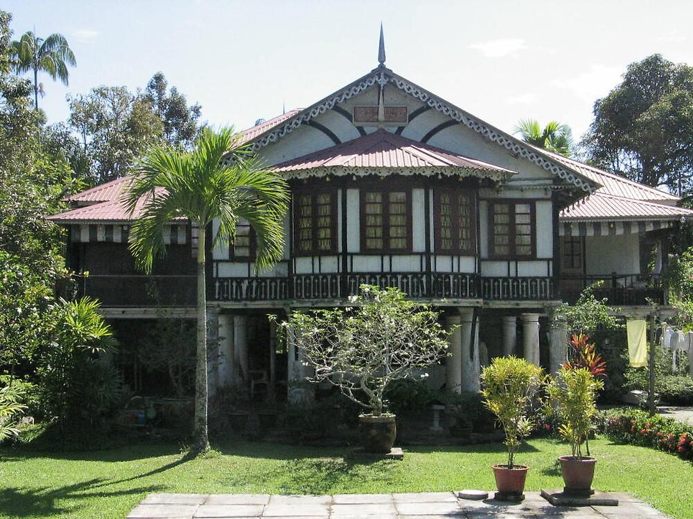 unique house by twosouls