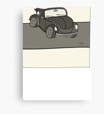 VW & GMH ... ! Canvas Print