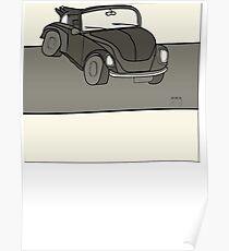 VW & GMH ... ! Poster