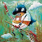 Captain Rakeman by Neil Elliott