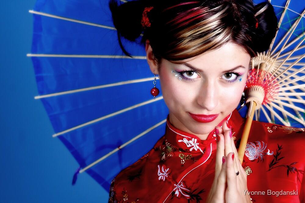 Sweet Geisha by Yvonne Bogdanski