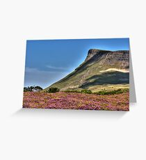 Rhododendron  Mountain Greeting Card