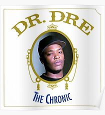 Dr Dre The Chronic Poster