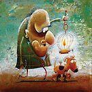 Frankenpuppy by Neil Elliott