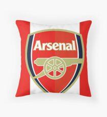 arsenal Throw Pillow