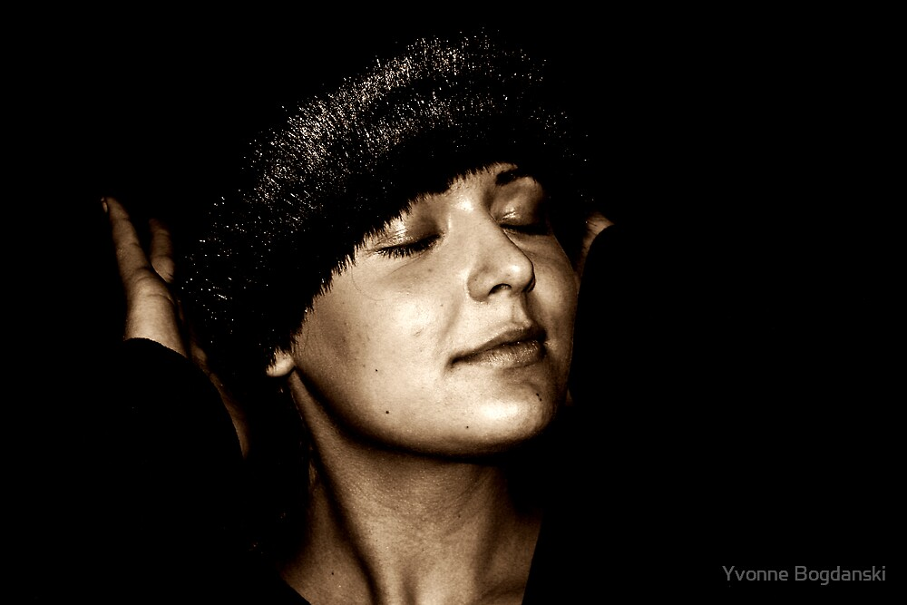 In the Dark by Yvonne Bogdanski