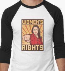 Women's Rights ORIGINAL Men's Baseball ¾ T-Shirt