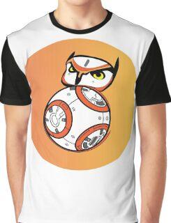 BB-OWL- STAR WARS BB8 Graphic T-Shirt