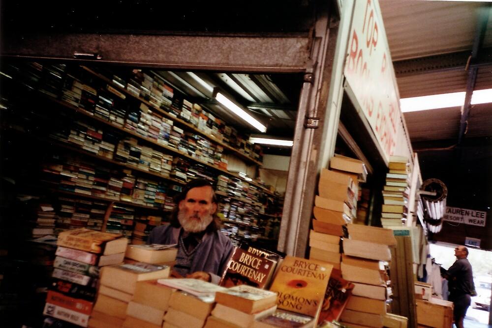 Bookman by scottwynn