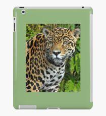 Jaguar iPad Case/Skin