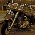 My Harley - Davidson   -  Road to Hell . Brown Sugar Story.  Views 3167 .thank you ! Hold Your Memories. Buy what you like! by © Andrzej Goszcz,M.D. Ph.D