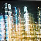 City Skyline by hawkeye