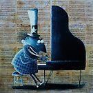 Thumb practice by Neil Elliott