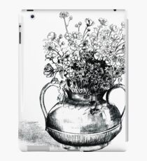 Flowers  in Tuscany  iPad Case/Skin
