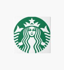 Starbucks Coffee Art Board
