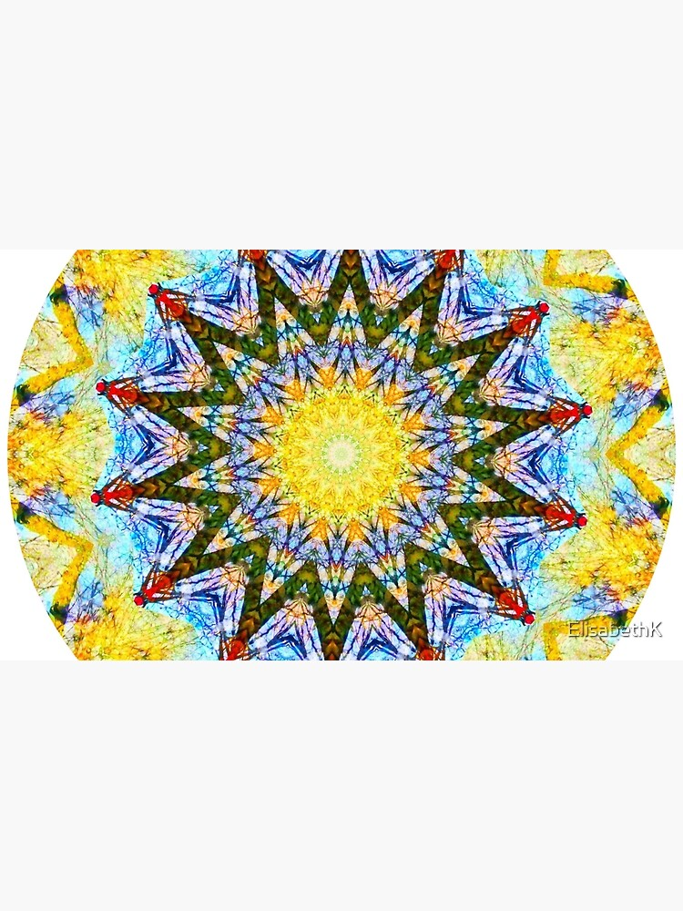 Mandala Sun by ElisabethK