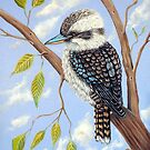 KOOKABURRA - LAZY DAYS by Linda Callaghan