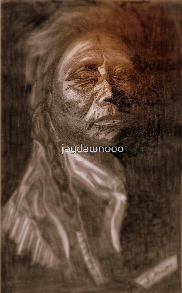 north american indian by jaydawnooo
