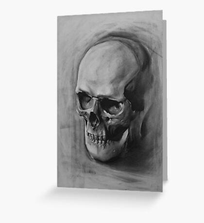 Skull Carte de vœux