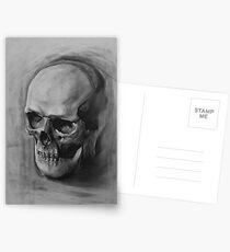 Skull Cartes postales