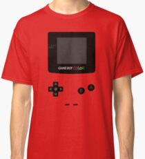 Game Boy Colour Tee Classic T-Shirt