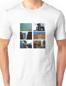 Manchester Typology Unisex T-Shirt