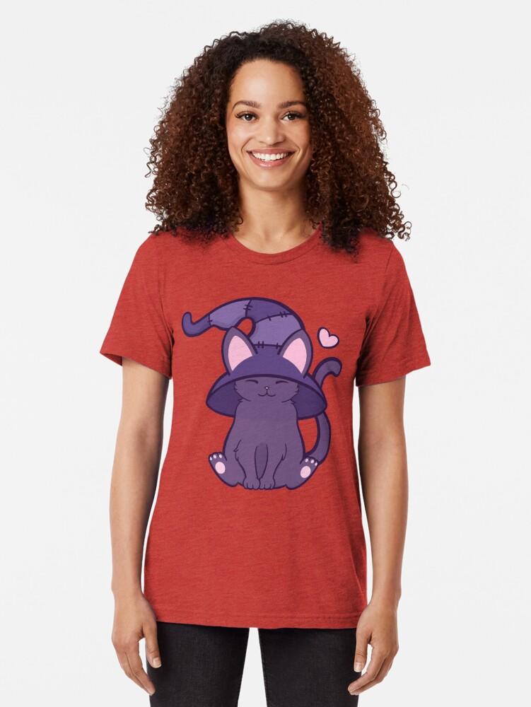 Vista alternativa de Camiseta de tejido mixto Amor Familiar