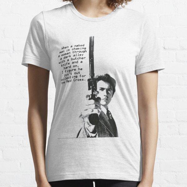 Sucio Harry Caridad Camiseta esencial