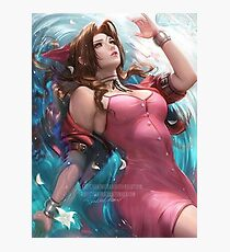Aeris Photographic Print