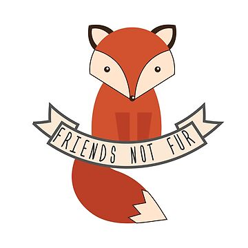 Friends not fur by Kerris-clothes
